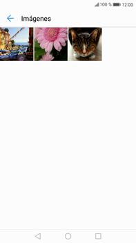 Huawei Mate 9 - Bluetooth - Transferir archivos a través de Bluetooth - Paso 5