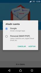 Sony D2203 Xperia E3 - E-mail - Configurar Gmail - Paso 6