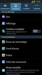 Samsung Galaxy Grand 2 4G - Sécuriser votre mobile - Activer le code de verrouillage - Étape 5
