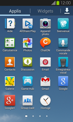 Samsung Galaxy S2 - Contact, Appels, SMS/MMS - Ajouter un contact - Étape 3