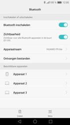 Huawei Huawei P9 Lite - Bluetooth - koppelen met ander apparaat - Stap 8
