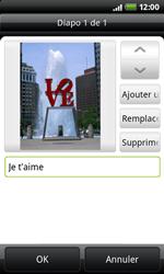HTC A7272 Desire Z - MMS - envoi d'images - Étape 10