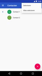 LG Nexus 5x - Android Nougat - Contacten en data - Contacten overzetten via Bluetooth - Stap 5