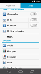 Huawei Ascend P6 (Model P6-U06) - Bluetooth - Aanzetten - Stap 3