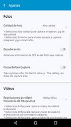 BlackBerry DTEK 50 - Funciones básicas - Uso de la camára - Paso 8