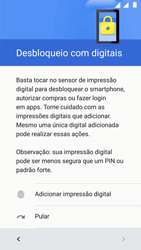 Motorola Moto G5 - Primeiros passos - Como ativar seu aparelho - Etapa 14