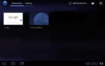 Huawei Mediapad S7-301u - Internet - Internet browsing - Step 9
