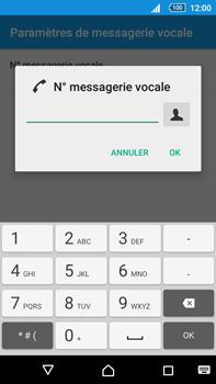 Sony Xperia Z5 Premium (E6853) - Messagerie vocale - Configuration manuelle - Étape 9