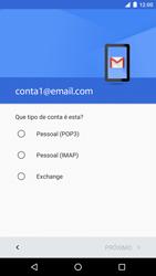LG Google Nexus 5X - Email - Como configurar seu celular para receber e enviar e-mails - Etapa 12