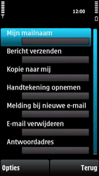 Nokia X6-00 - E-mail - e-mail instellen: POP3 - Stap 28