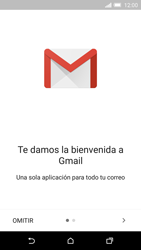 HTC One M9 - E-mail - Configurar Gmail - Paso 5