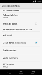 Google Nexus 5 - Voicemail - Handmatig instellen - Stap 7