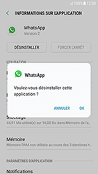 Samsung Galaxy J3 (2017) - Applications - Supprimer une application - Étape 7