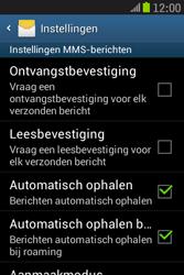 Samsung S6310 Galaxy Young - MMS - probleem met ontvangen - Stap 6
