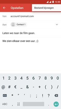 OnePlus 3 - Android Oreo - E-mail - e-mail versturen - Stap 9