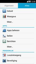 Huawei Ascend Y530 - Voicemail - handmatig instellen - Stap 4