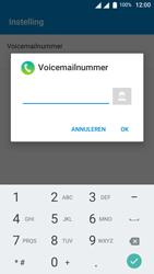 Wiko Lenny 3 - Voicemail - Handmatig instellen - Stap 11