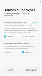 Huawei P9 Lite - Primeiros passos - Como ligar o telemóvel pela primeira vez -  8