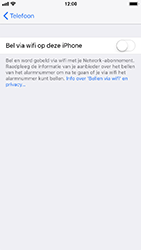 Apple iPhone 6 - iOS 11 - Bellen - bellen via wifi (VoWifi) - Stap 5