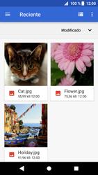 Sony Xperia XZ1 - Mensajería - Escribir y enviar un mensaje multimedia - Paso 13
