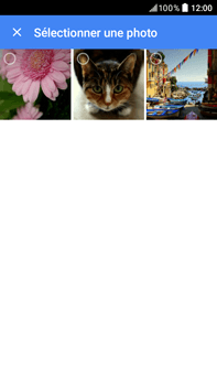 HTC Desire 825 - Contact, Appels, SMS/MMS - Envoyer un MMS - Étape 18