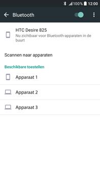 HTC Desire 825 - WiFi en Bluetooth - Bluetooth koppelen - Stap 6