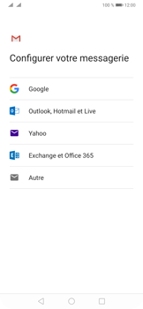 Huawei P30 Pro - E-mail - Configurer l