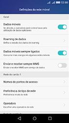 Huawei Y6 - Internet no telemóvel - Como ativar os dados móveis -  6