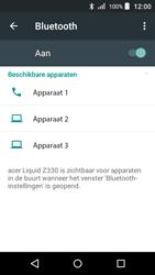Acer Liquid Z330 - WiFi en Bluetooth - Bluetooth koppelen - Stap 6