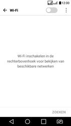LG K4 (2017) (M160) - WiFi - Verbinden met een netwerk - Stap 5