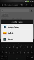 HTC Desire 601 - E-mail - envoyer un e-mail - Étape 11