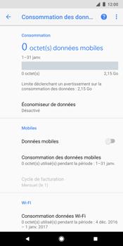 Google Pixel 2 XL - Internet - Activer ou désactiver - Étape 7