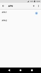 Sony Xperia XA2 - MMS - configuration manuelle - Étape 17