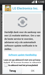 LG Optimus L70 (LG-D320n) - Software updaten - Update installeren - Stap 8