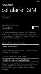 Nokia Lumia 930 - Internet - activer ou désactiver - Étape 6