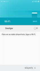 Samsung Galaxy S6 Android M - Primeiros passos - Como ligar o telemóvel pela primeira vez -  5