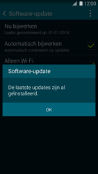 Samsung G901F Galaxy S5 Plus - Software update - update installeren zonder PC - Stap 9