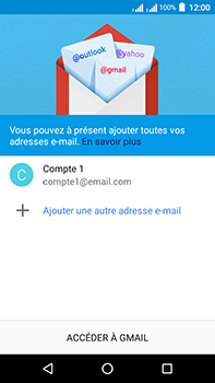 Acer Liquid Zest 4G Plus - E-mail - Configuration manuelle - Étape 26