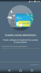 Sony Xperia E5 (F3313) - E-mail - Configurar correo electrónico - Paso 6