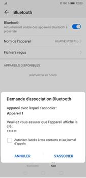 Huawei P20 Pro Android Pie - Bluetooth - Jumeler avec un appareil - Étape 7