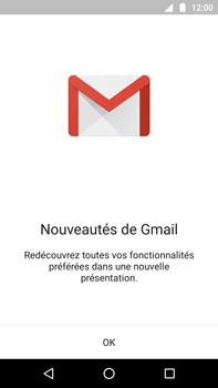 Motorola Moto Z Play - E-mail - Configuration manuelle - Étape 4