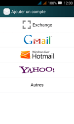 Huawei Y3 - E-mail - Configuration manuelle (yahoo) - Étape 5