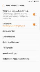 Samsung Galaxy S6 Edge - Android Nougat - SMS - Handmatig instellen - Stap 6