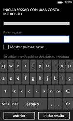 Nokia Lumia 625 - Email - Adicionar conta de email -  9