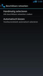 Acer Liquid E2 - Netwerk - Gebruik in het buitenland - Stap 7