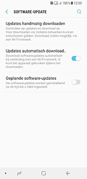 Samsung Galaxy A8 (2018) (SM-A530F) - Software updaten - Update installeren - Stap 5
