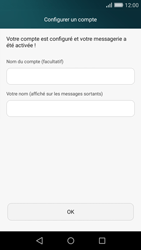 Huawei P8 Lite - E-mail - 032c. Email wizard - Outlook - Étape 9