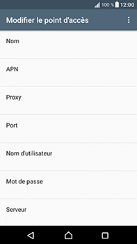 Sony Xperia XA1 Ultra - Premiers pas - Configurer l