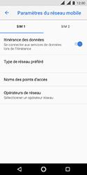 Nokia 3.1 - Aller plus loin - Désactiver les données à l'étranger - Étape 6
