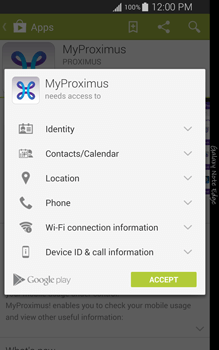 Samsung N915FY Galaxy Note Edge - Applications - MyProximus - Step 9
